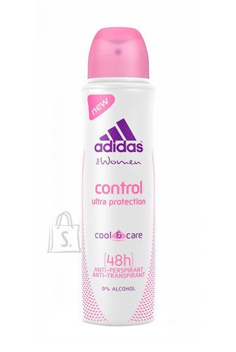 Adidas Control deodorant naistele 150ml