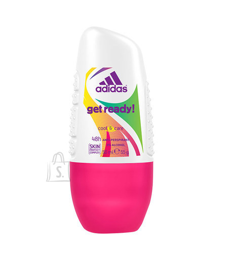 Adidas Get Ready! roll-on deodorant 50ml