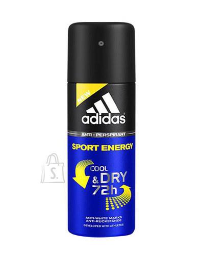 Adidas Sport Energy Cool & Dry 72h deodorant meestele 150ml