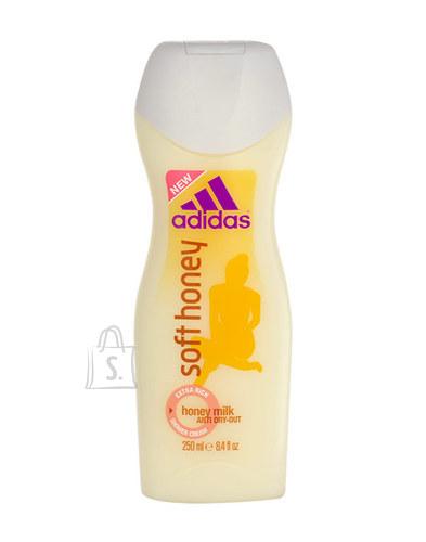 Adidas Soft Honey dušigeel naistele 250 ml
