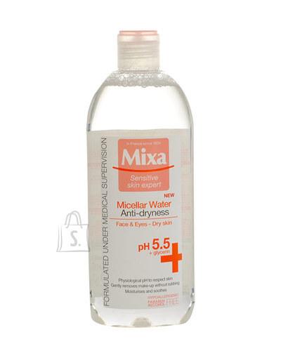 Mixa Anti-Dryness mitsellaarvesi 400 ml