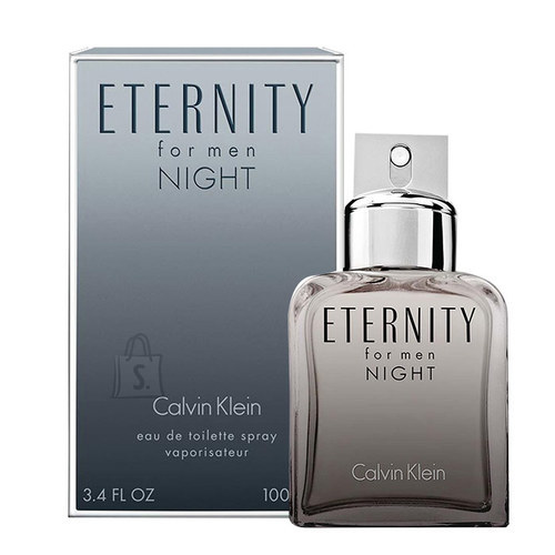 Calvin Klein Eternity Night tualettvesi meestele EDT 100ml