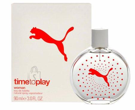 Puma Time to Play Woman tualettvesi naistele EdT 90 ml