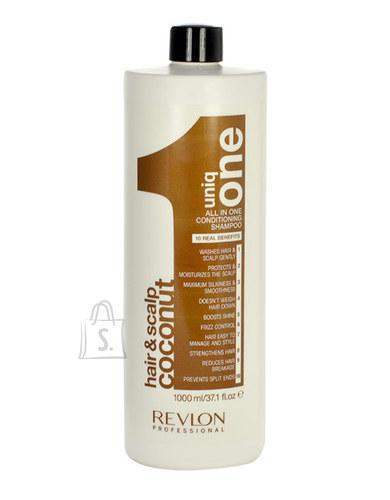 Revlon Uniq One Coconut Conditioning Shampoo COSMETIC (1000ml)