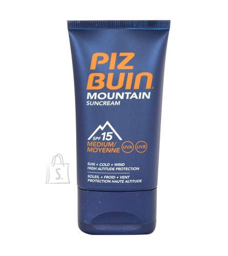 Piz Buin Mountain Suncream SPF15 päevituskreem 40 ml