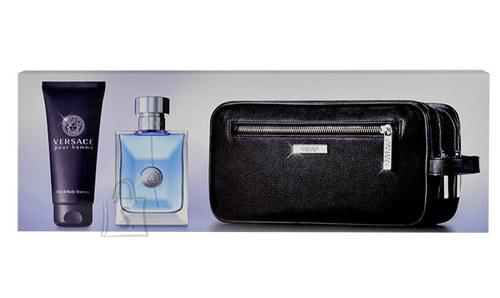 Versace Pour Homme lõhnakomplekt meestele EdT 200 ml