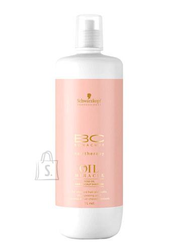 Schwarzkopf BC Bonacure Oil Miracle Rose Oil šampoon 1000 ml