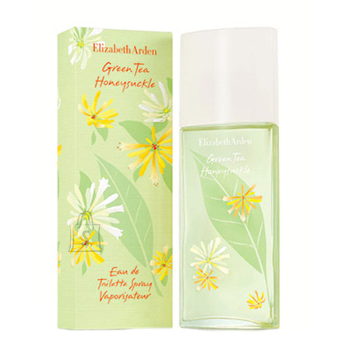 Elizabeth Arden Green Tea Honeysuckle tualettvesi naistele EdT 100 ml