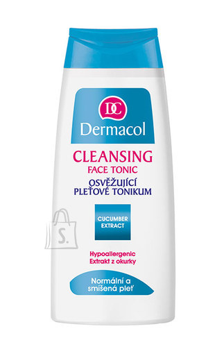 Dermacol Cleansing Face Tonic näovesi 200 ml