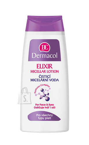Dermacol Elixir Micellar Lotion näovesi 200 ml