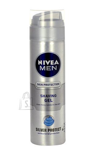 Nivea Men Silver Protect habemeajamisgeel 200 ml