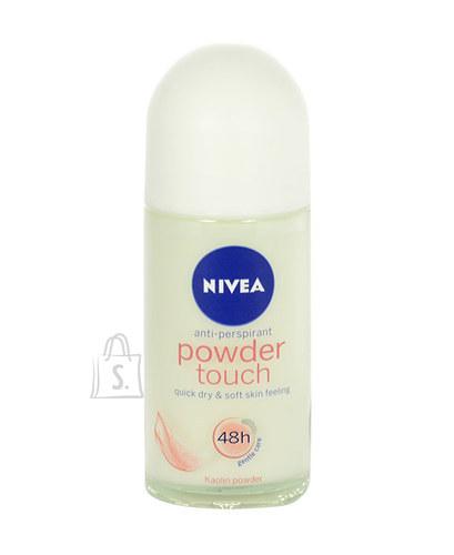 Nivea Powder Touch Anti-perspirant Roll-on 48H deodorant 50 ml