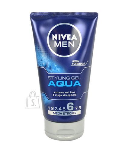 Nivea Men Aqua Styling Gel juuksegeel 150 ml