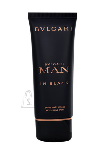 Bvlgari Man In Black aftershave palsam 100 ml