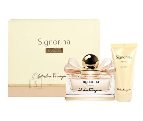 Salvatore Ferragamo Signorina Eleganza naiste lõhnakomplekt EdP 150 ml
