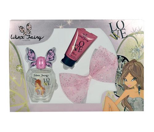 Winx Fairy Couture Flora lõhnakomplekt naistele EdT 175 ml