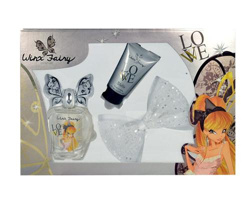 Winx Fairy Couture Stella lõhnakomplekt naistele EdT 175 ml