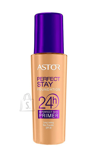 Astor Perfect Stay Foundation 24h + Primer SPF20 jumestuskreem 30 ml