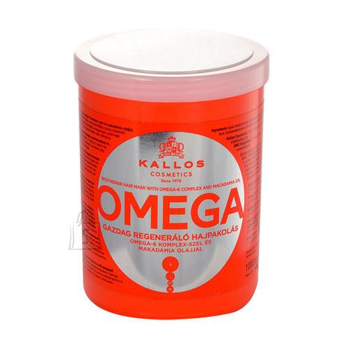Kallos Cosmetics Omega Hair Mask juuksemask 1000 ml
