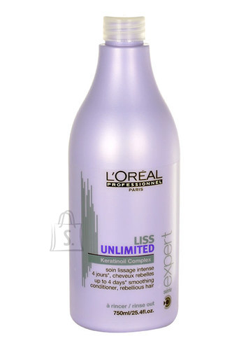L´Oreal Paris Expert Liss Unlimited Conditioner palsam 750 ml