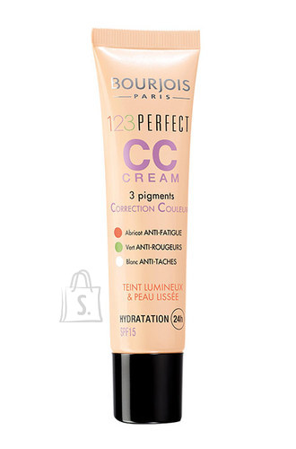 BOURJOIS Paris 123 Perfect CC Cream jumestuskreem 30 ml