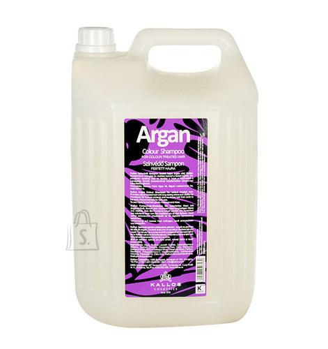 Kallos Argan Colour šampoon 5000 ml