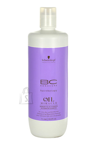 Schwarzkopf BC Bonacure Oil Miracle Barbary Fig Oil & Keratin šampoon 1000 ml