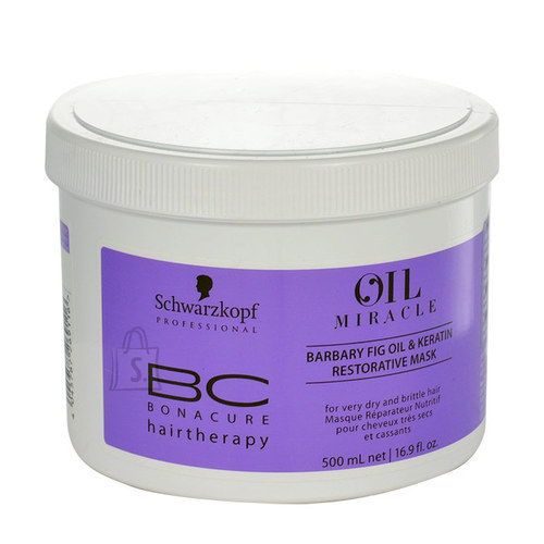 Schwarzkopf BC Bonacure Oil Miracle Barbary Fig & Keratin juuksemask 500 ml