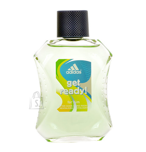 Adidas Get Ready! Aftershave 100 ml