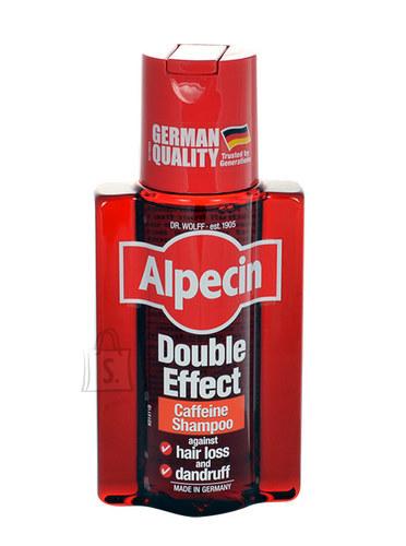 Alpecin Double Effect Caffeine šampoon 200 ml
