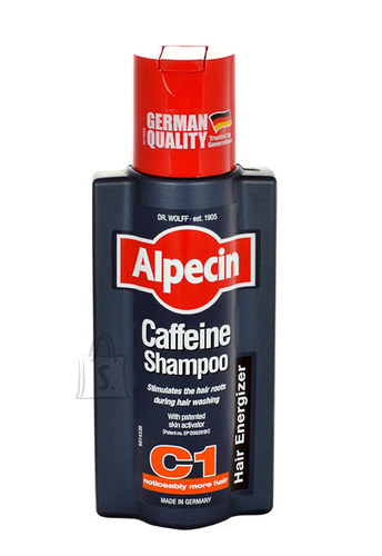 Alpecin Hair Energizer Caffeine šampoon 250 ml