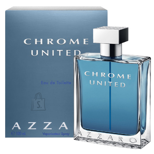 Azzaro Chrome United tualettvesi meestele EdT 50 ml