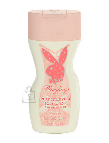 Playboy Play It Lovely ihupiim 250ml