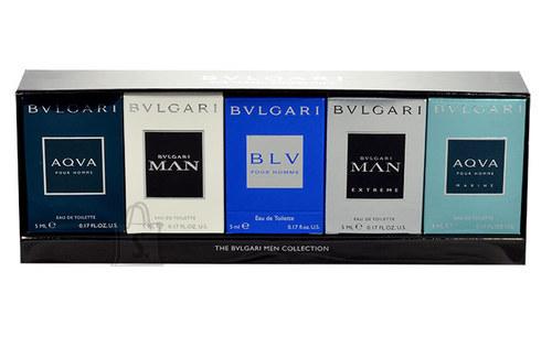 Bvlgari Mini set lõhnakomplekt meestele EdT 25 ml