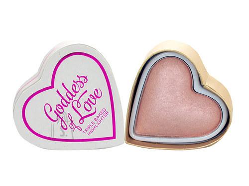Makeup Revolution London I Love Makeup Goddess Of Love Baked Highlighter särapuuder 10g