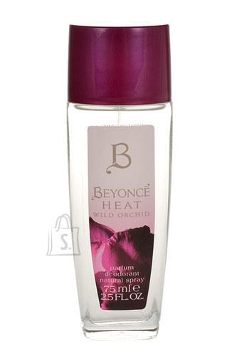 Beyonce Heat Wild Orchid spray deodorant naistele 75ml