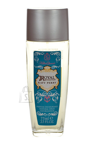 Katy Perry Royal Revolution spray deodorant naistele 75 ml