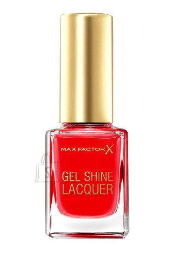 Max Factor Gel Shine Lacquer küünelakk 11ml