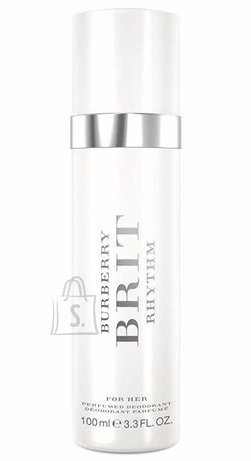 Burberry Brit Rhythm deodorant naistele 100ml