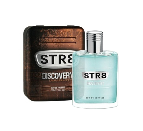 STR8 Discovery tualettvesi meestele EdT 100ml