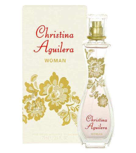 Christina Aguilera Woman parfüümvesi naistele EdP 75ml