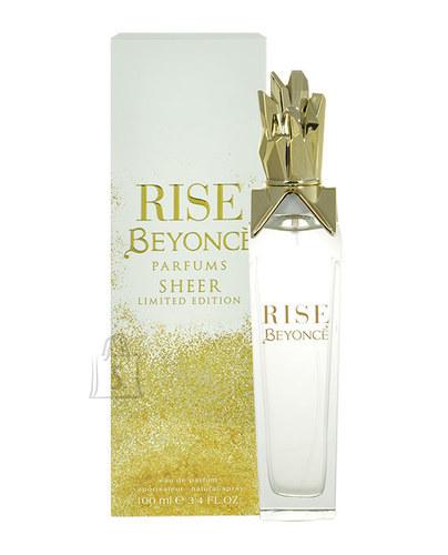 Beyonce Rise Sheer parfüümvesi naistele EdP 30ml
