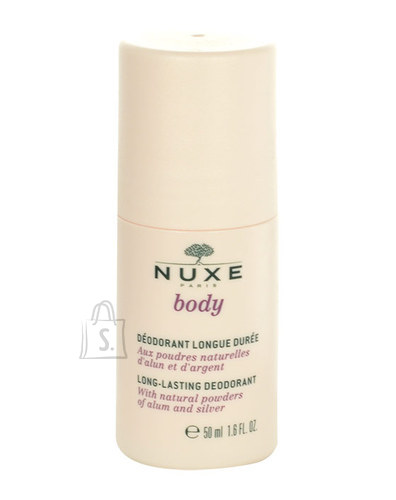Nuxe Body Long Lasting roll-on deodorant naistele 50 ml