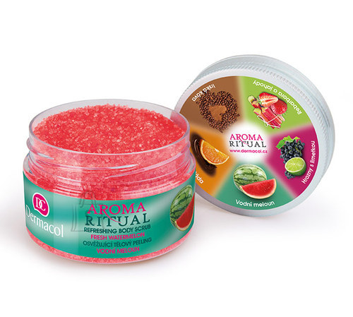 Dermacol Aroma Ritual Fresh Watermelon kehakoorija 200g