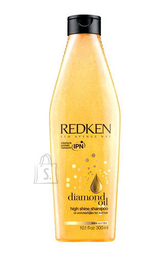 Redken Diamond Oil High Shine šampoon 300 ml