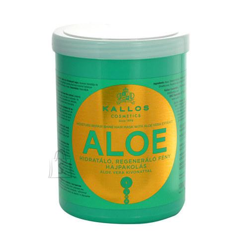 Kallos Aloe Vera Moisture Repair Shine juuksemask 1000ml