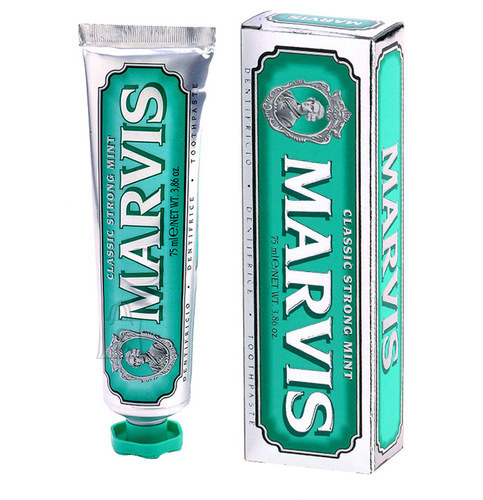 Marvis hambapasta Classic Strong Mint 25 ml