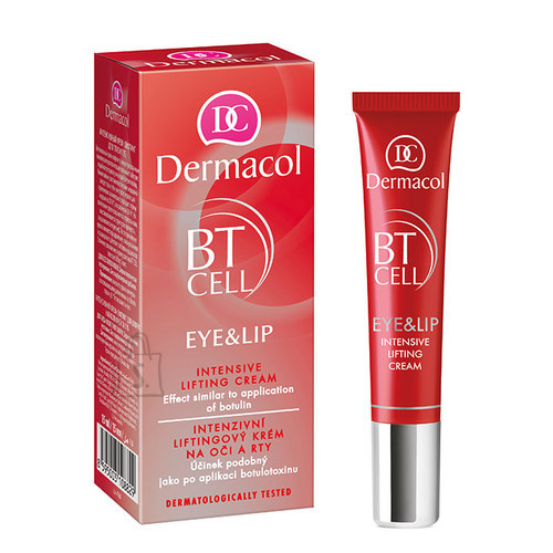 Dermacol BT Cell Eye&Lip Intensive Lifting silmaümbruse kreem 15 ml