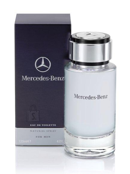 Mercedes-Benz Mercedes-Benz tualettvesi meestele EdT 120 ml