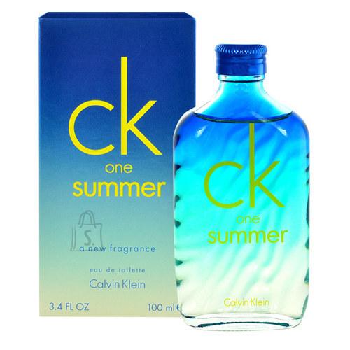 Calvin Klein CK One Summer 2015 unisex tualettvesi EdT 100 ml